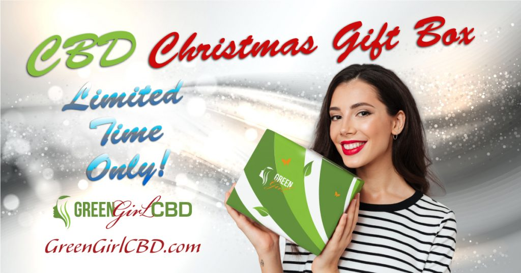Get the CBD Christmas Gift Box Now