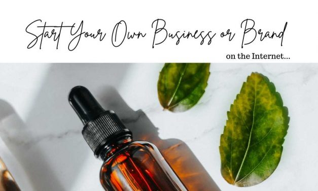 How to Start an Online CBD Business (or any Internet Business)